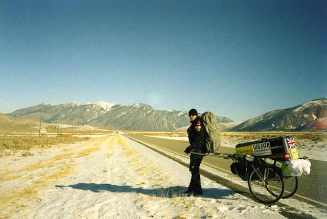 Kisah Pria yang Berjalan Kaki Sendirian, Sejauh 40.000 Kilometer