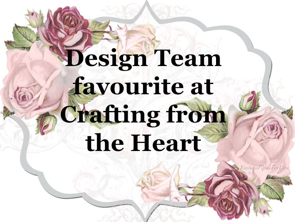 DT Favorite for Crafting From The Heart Challenge