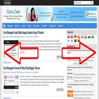 Cara Mengatur Ukuran Lebar Template Blog Terbaru