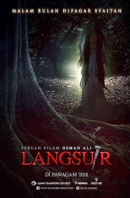 Sinopsis Film Horror Langsuir (2018)