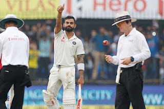 Virat Kohli Carrier Best Now Is In 4th As Per ICC Test Rankings