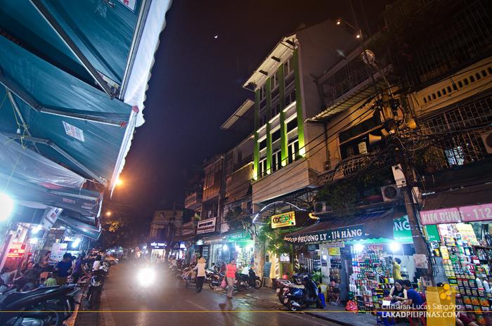 Cocoon Inn Hostel Hanoi Street