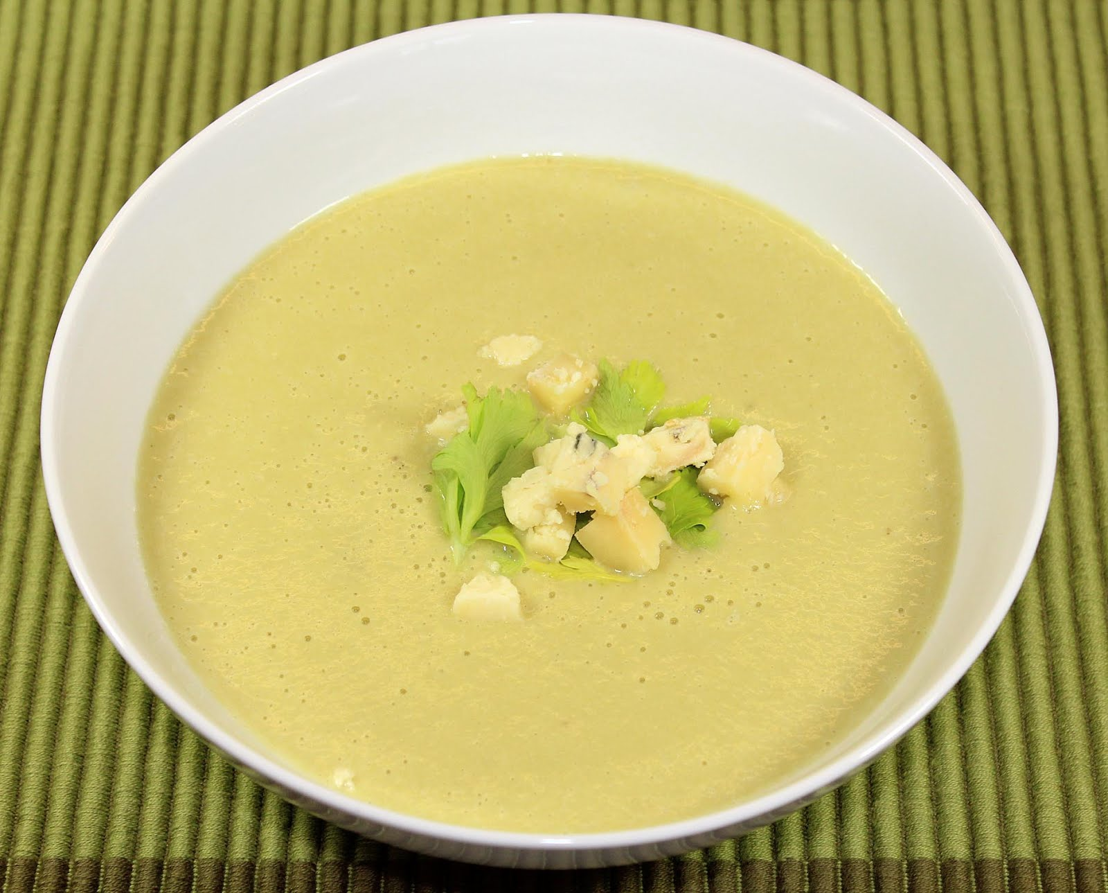 kitchen delights celery leek and stilton soup recipe