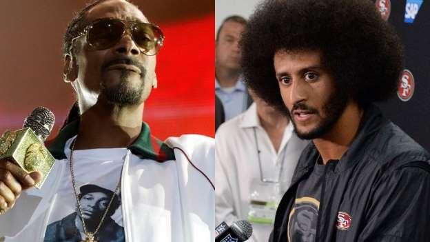 Snoop Dogg slams Colin Kaepernick for Castro praise, says choose between football, revolution