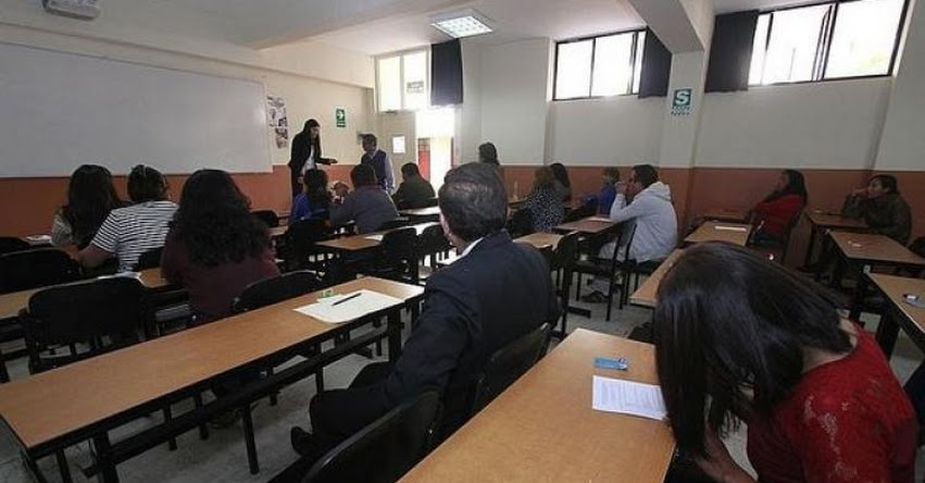A más de 800 se incrementa las plazas para nombramiento docente en la GRE Arequipa