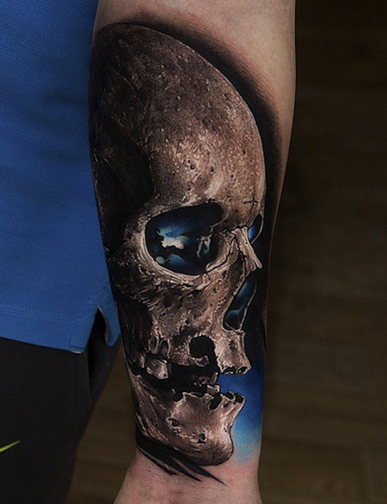 15 Amazing Realistic Tattoos Ideas