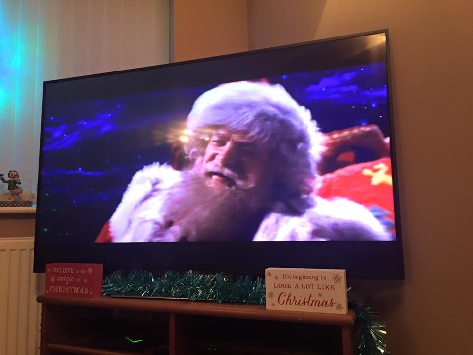 Santa Claus The Movie On TV