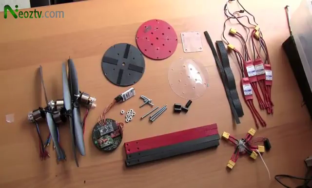 DIY Quadcopter: Assembly, simple, cheap and easy