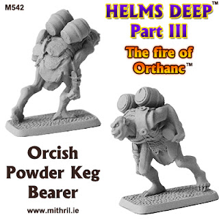 Orcish powder keg bearer