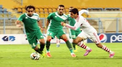 اهداف مباراة الزمالك والمصرى البورسعيدى اليوم الجمعة 24 يونيو 2016