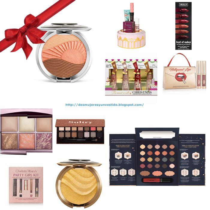 Ideas de regalos beauty para navidad y reyes makeup - Ideas de regalos para reyes ...