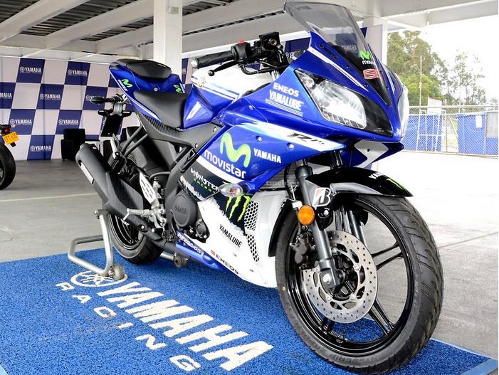 Gambar Modifikasi Motor Yamaha YZF-R15