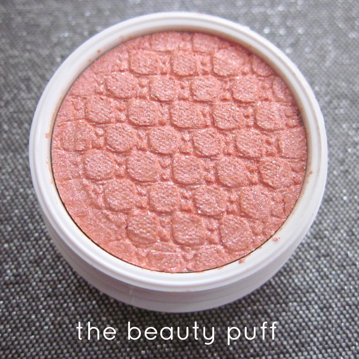 Colour Pop Tea Party - the beauty puff