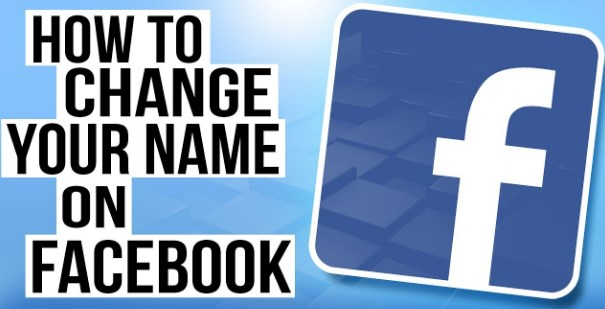 change name on facebook 2017