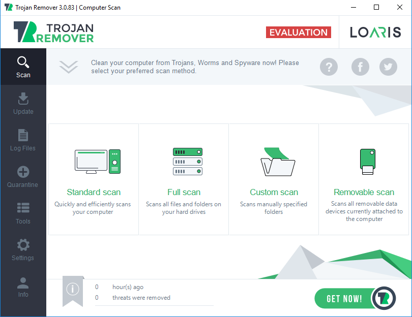 Loaris Trojan Remover 3.0.88.225