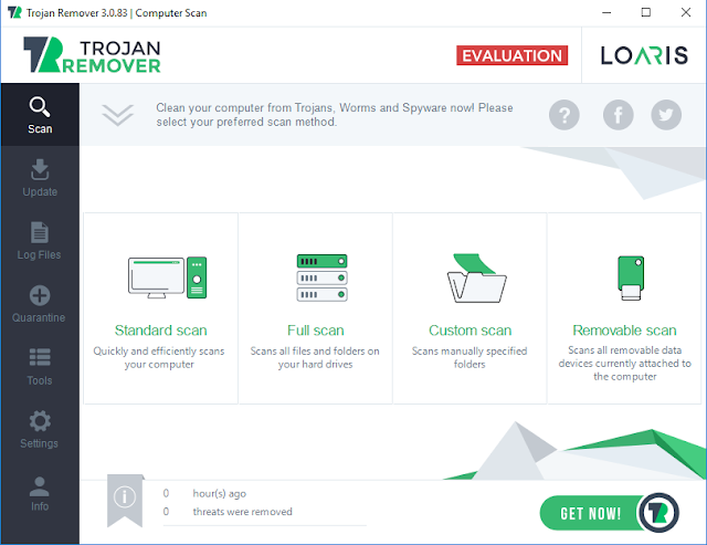 Loaris Trojan Remover 3.0.85.222
