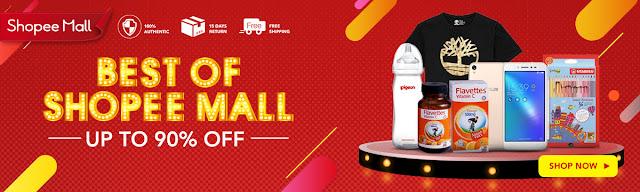 shopee mall online sale