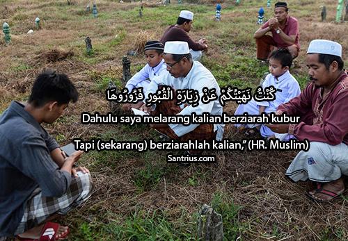 Gambar Doa Ziarah Kubur