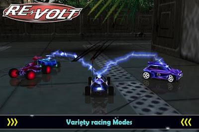 RE-VOLT Classic (Premium) 3D Racing Mod