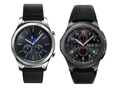 Samsung Gear S3 Smartwatch Launched