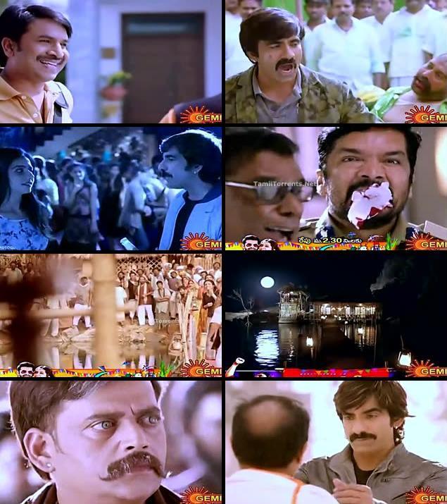 Kick 2(2016) (Telugu) 1080p HDRip x264 D3Si MaNiaCs 4.5GB