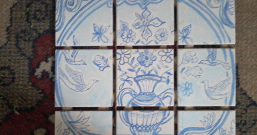 azulejo decorativo