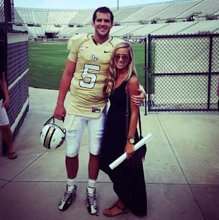 Blake Bortles Girlfriend