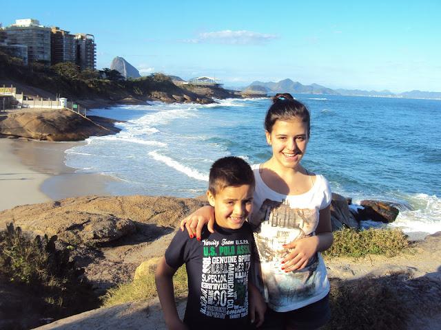 Praia do Arpoador Rio de Janeiro