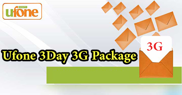 Ufone internet package