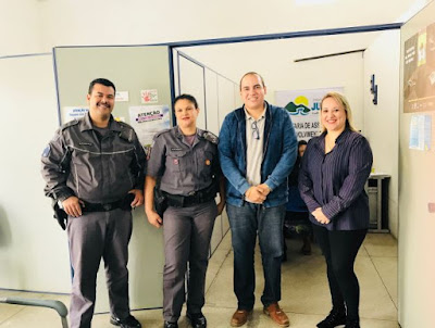 Juquiá e Polícia Militar realizam planejamento estratégico de Prevenção, Assistência e Combate à Violência contra a Mulher