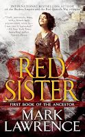 all about The Red Sister by Mark Lawrence