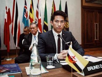 Siapa Putera Kacak Dari Brunei, Pangiran Muda Abdul Mateen