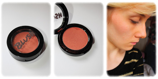 Swatch Blush Teinte Peach Bellini - ModelCo