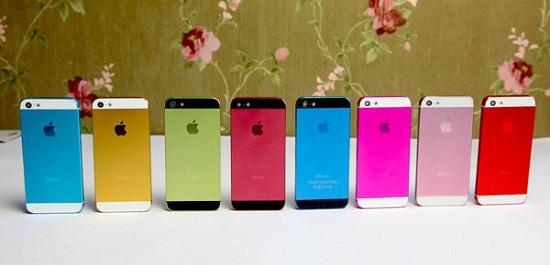Những mẫu vỏ iphone 5s đẹp