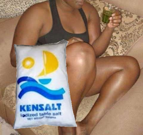 Kenyan Woman Reveals What Happens When You Add Salt To Your Pu$$y (Photo Inside)