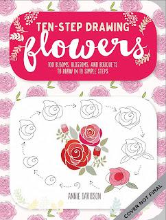 Ten-Step Drawing: Flowers
