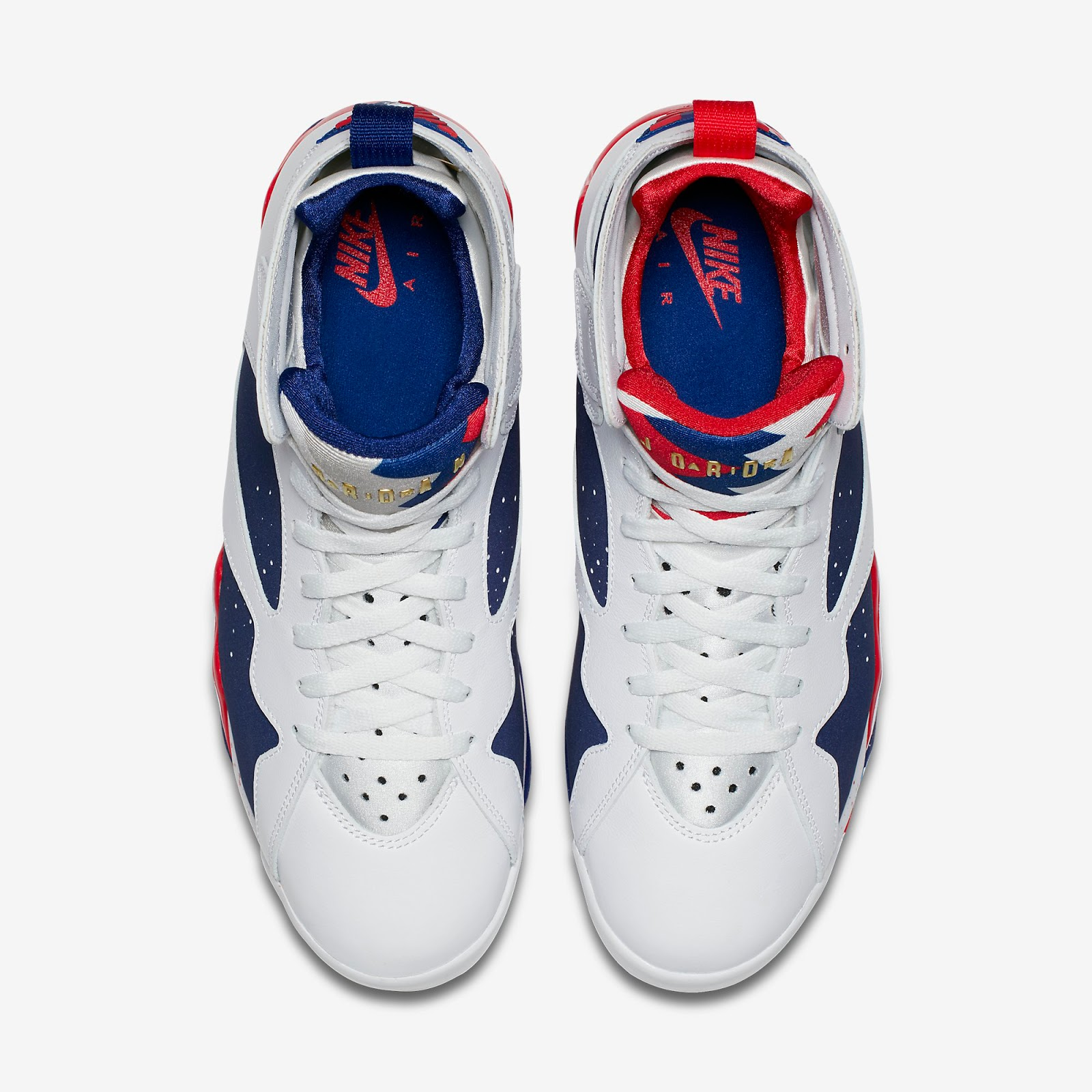 50c56b383018 ... italy ajordanxi your 1 source for sneaker release dates air jordan 7  retro alternate olympic white