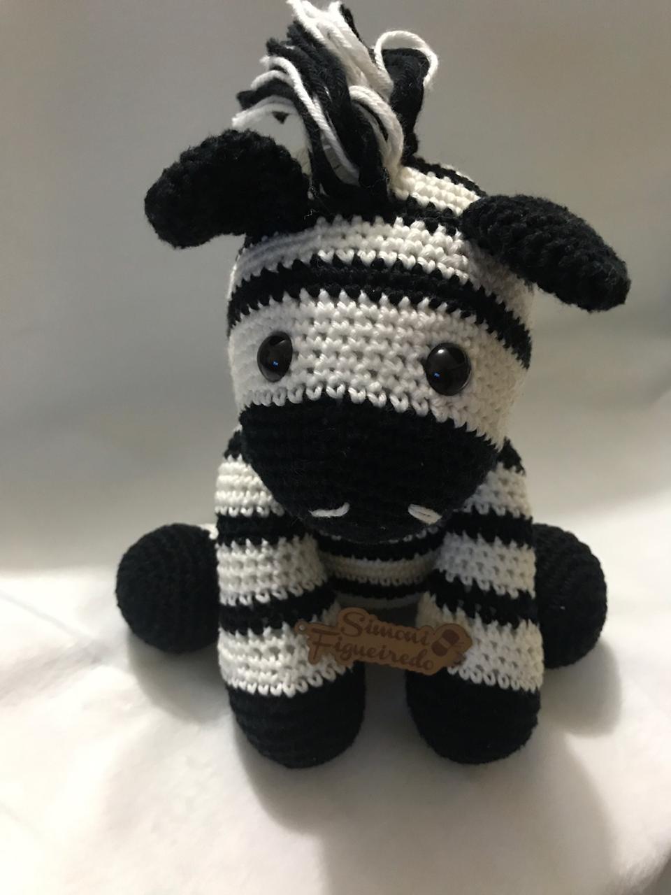 Zebra Amigurumi Uncinetto Tutorial 🦓 Zebra Crochet - Cebra ... | 1280x960