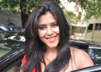 Ekta Kapoor an inspiration in real life