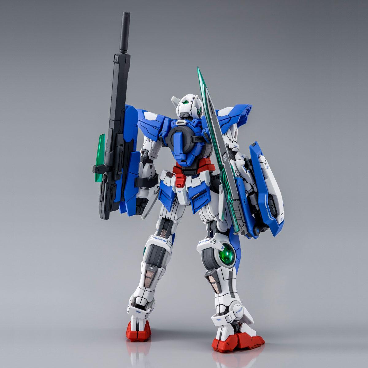 P Bandai Rg 1 144 Gundam Exia Repair Iii Release Info
