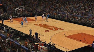 Phoenix Suns Court Update NBA 2K13 Patch