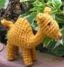 Camello, Camel, Amigurumi