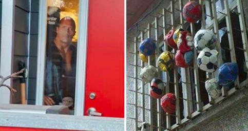 Humor: 23 vecinos que hacen del vecindario un sitio mucho más DIVERTIDO