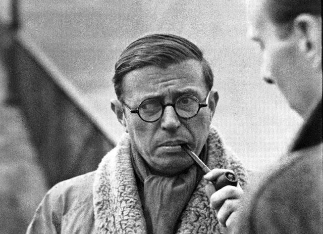 حياة سارتر
