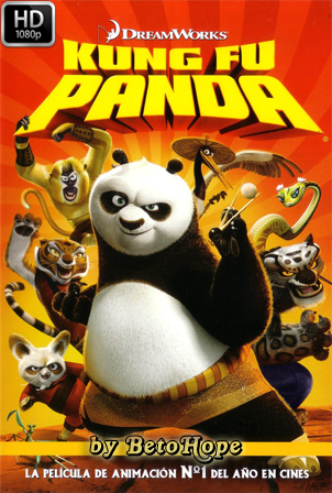 Kung Fu Panda [2008] [Latino-Ingles] HD 1080P  [Google Drive] GloboTV