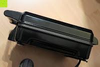 Seite: Waffeleisen Belgisch für 4 belgische Waffeln,XXL Waffelautomat,brüssler Doppel,Thermostat, stufenlose Temperatureinstellung, Backampel, Cool-Touch Griff