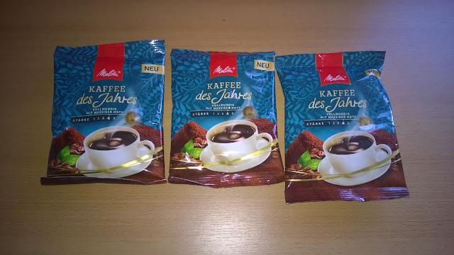 Melitta Filterkaffee Kaffee des Jahres.