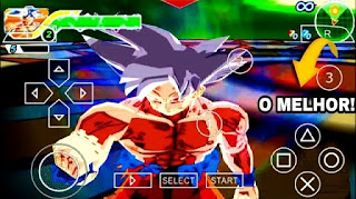 LANÇOU !! DRAGON BALL SUPER TENKAICHI TAG TEAM (Mod) GOKU MASTERED & JIREN FULL POWER BT3 (PPSSPP) - DOWNLOAD ISO