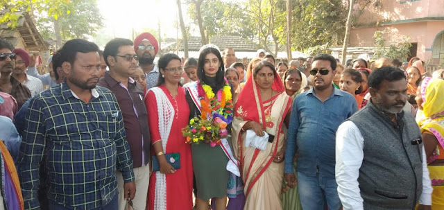 Simran Kaur Miss Intarnational Most Popular from Katihar