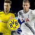 Borussia Dortmund vs Tottenham: Champions League